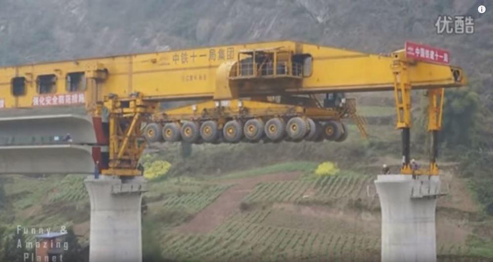 chinese+girder+machine