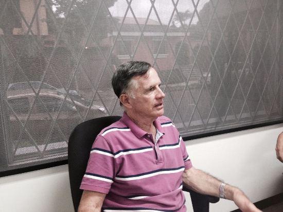 Jorge Pita, the Cuba American resident in Costa Ricacubanoamericano residente en el país