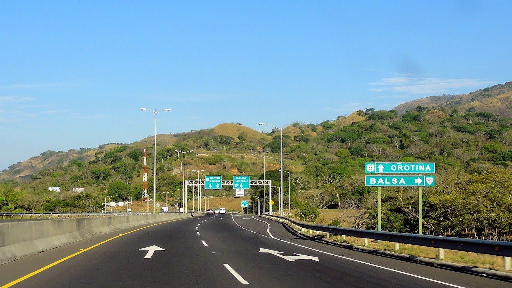 Ruta Madre: In Costa Rica We Drive On The Left, Pass On
